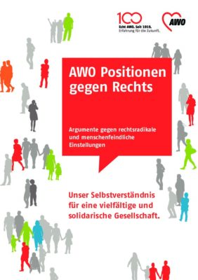 2019-AWO Positionen gegen Rechts-vierte Auflage