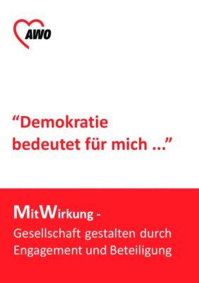 AWO SN_Handreichung MiWi Demokratie bedeutet für mich