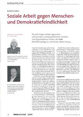 Döcker Widmann Sozialwirtschaft 3-2021