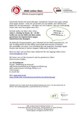 Einladung-ARGU-online-ueben