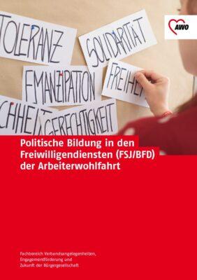Politische Bildung in den Freiwilligendiensten der AWO