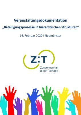 Veranstaltungsdokumentation Beteiligung ZdT_final